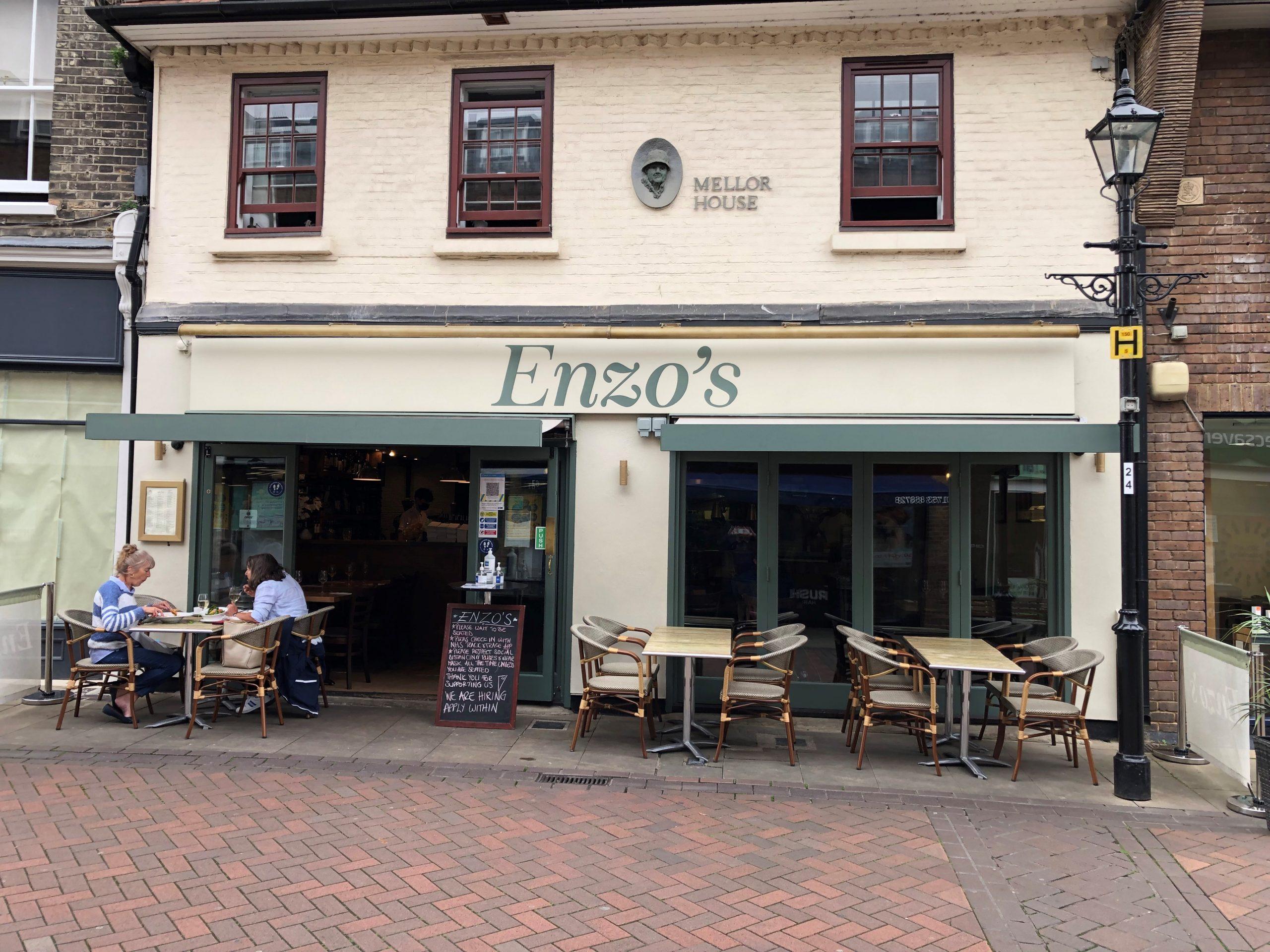 Enzo's Italian Restaurant Windsor